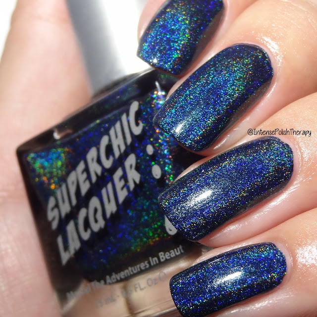 Superchic Lacquer - Deadpool