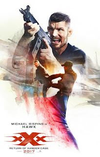 xXx: Return of Xander Cage Michael Bisping Poster (29)