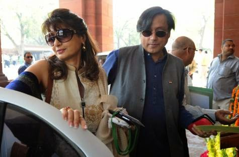 Sunanda Pushkar's friends in Dubai expressed surprise at the development surrounding their friend's death