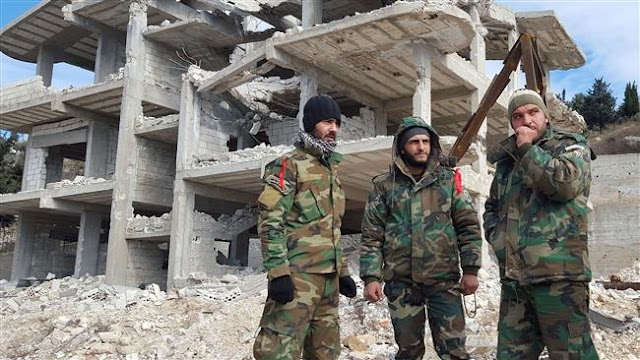 Syrian forces foil Takfirii Daesh infiltration attempts in Latakia: Report