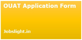 OUAT Application Form 2017