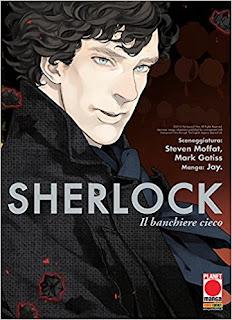 Sherlock 2 – Il Banchiere Cieco Di Jay PDF