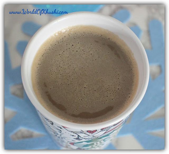 KhushiWorld_StarbucksPeppermintMocha