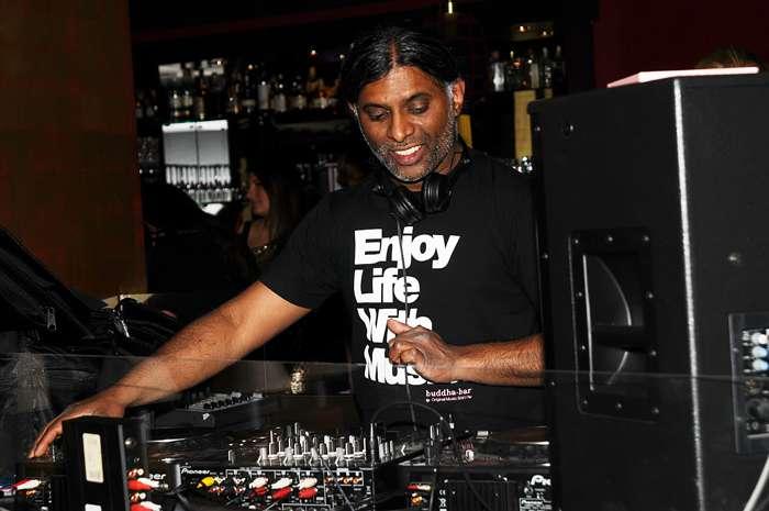 Mix ravin buddah bar caracas aniversario
