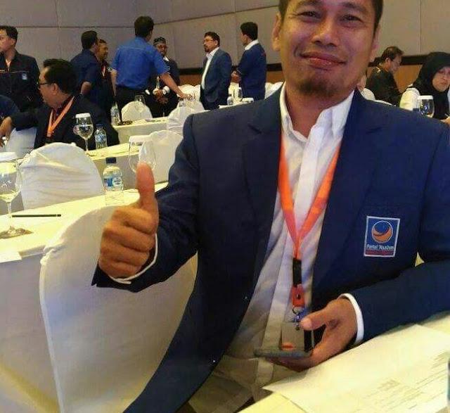 Salah Seorang Legislatif Nasdem Bone Tak Macaleg Lagi, Diduga Ini Penyebabnya