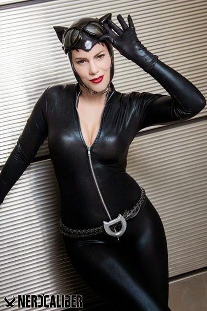 Gilly Kins Cosplay - Catwoman