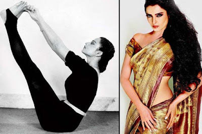 rekha hot yoga