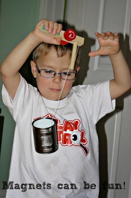 Bigjigs, magnets, learning through play