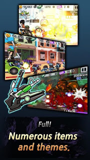 Zombie Shooter: Tap Defence Mod Apk