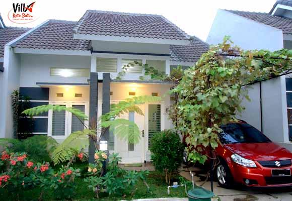 Villa Rumah Daun