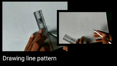 How to draw line from graphite pencil, 3d drawings of words, words 3d drawing, step by step tutorial,drawing for kids, easy to draw,