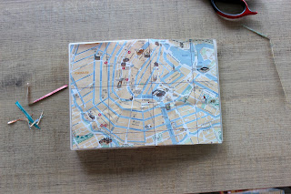 Clothes & Dreams: DIY: Travel boxes