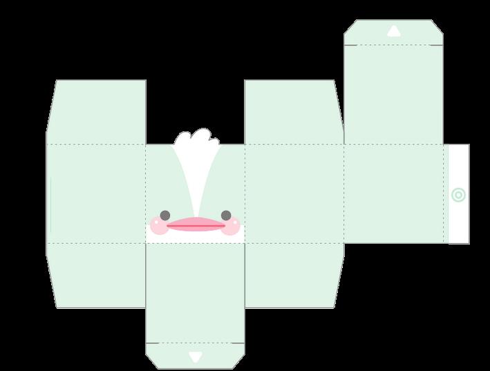 caja pato