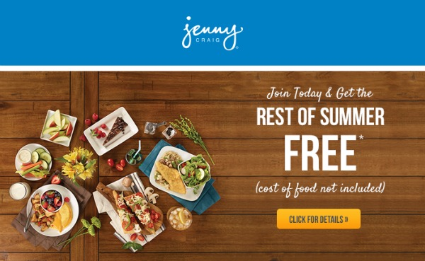Jenny Craig Weight Loss 6 Week Progress Report - Walking on Sunshine