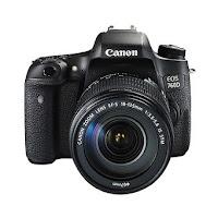 Kredit Canon EOS 760D Body Only WiFi