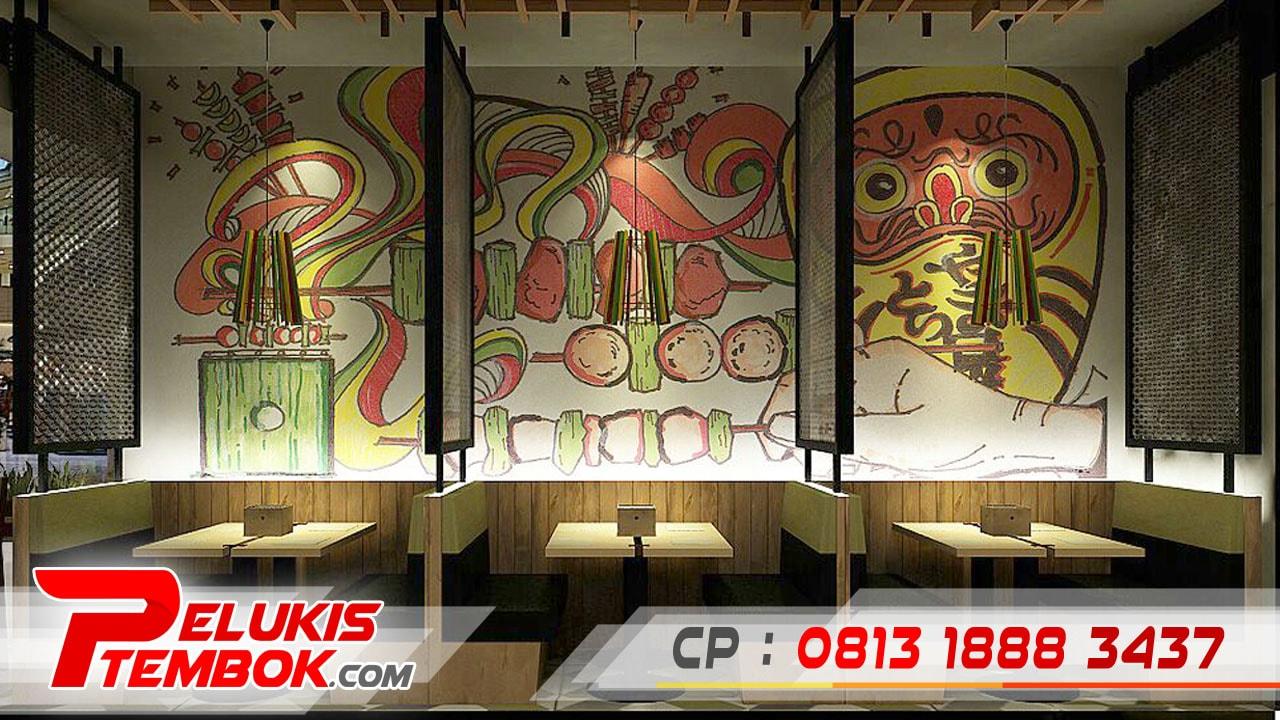Gambar Grafiti Dinding 3d  Sobgrafiti