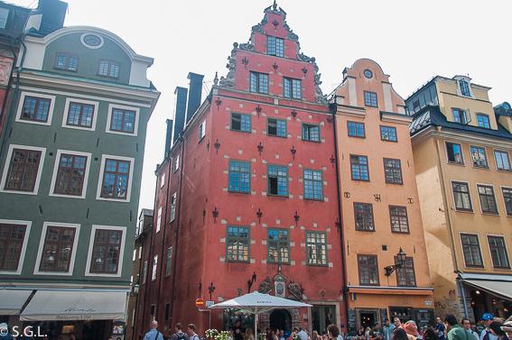 Gamla stan en Estocolmo. 7 cosas que no te puedes perder en Estocolmo
