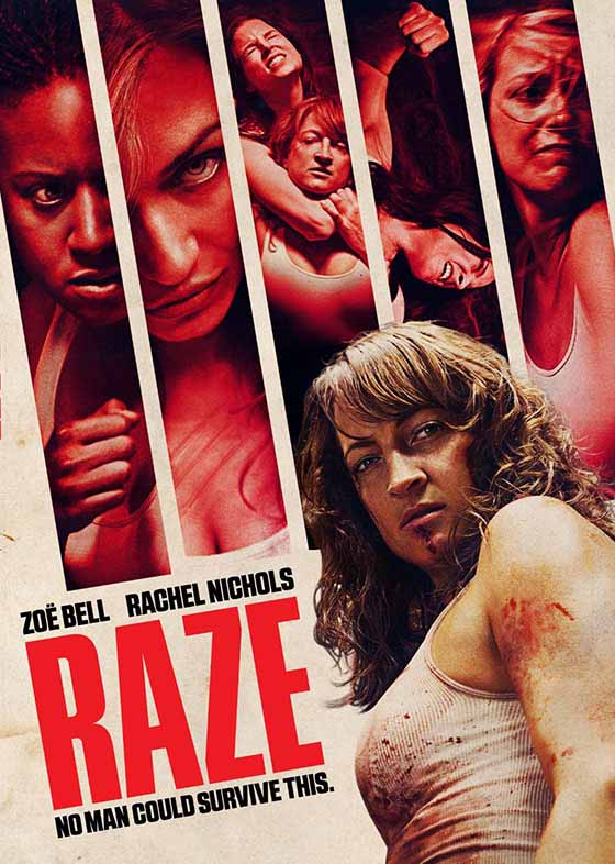 Raze: Correr ou Morrer Torrent – BluRay 720p/1080p Dual Áudio
