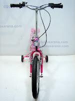 2 Sepeda Lipat Anak FAMILY VIOLET 16 Inci
