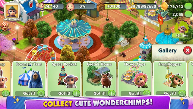 Wonder Park Magic Rides Game APK