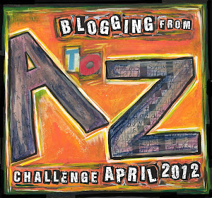 Blogging from A to Z April Challenge 2012