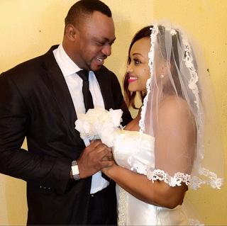 odunlade adekola mercy aigbe wedding