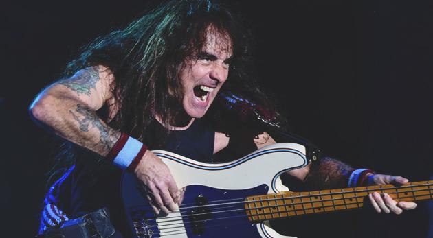 Iron Maiden 2017