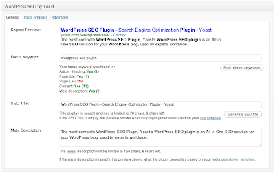 best plugins for SEO in wordpress