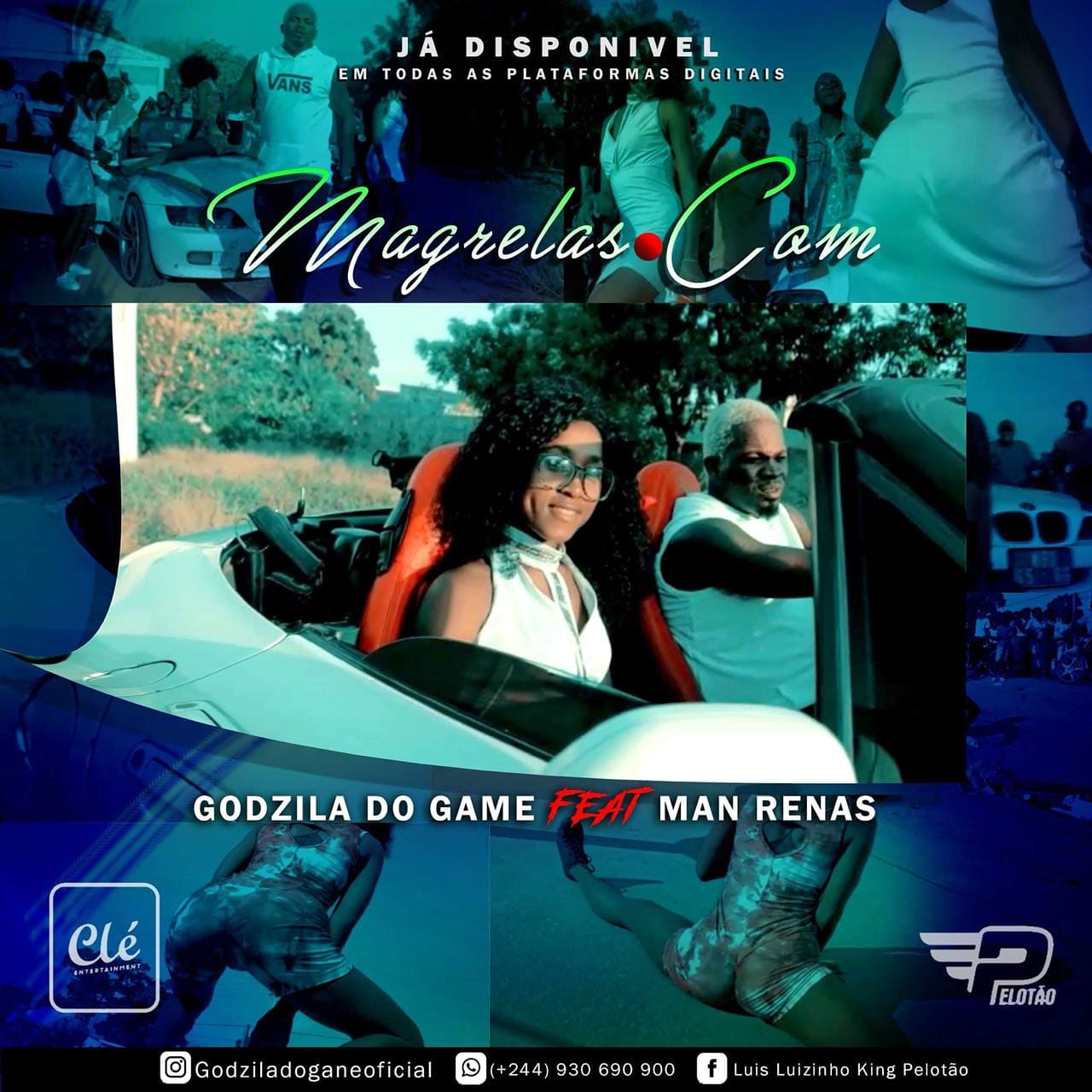 Download Mp3 Song One Man By Singaa: GodZila Do Game Feat. Man Renas