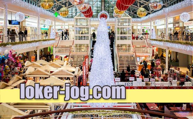 Lowongan Kerja Pada Salah Satu Mall di Jogja Juni 2018
