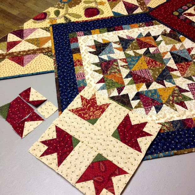 Kim Diehl Fabrics Henry Glass