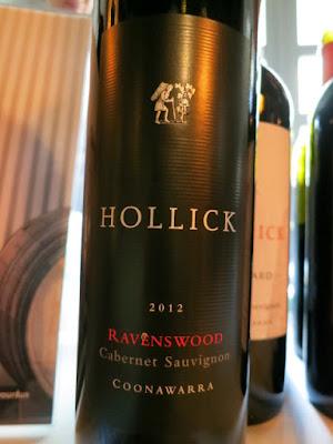 Hollick Ravenswood Cabernet Sauvignon 2012 - Coonawarra, South Australia (92 pts)