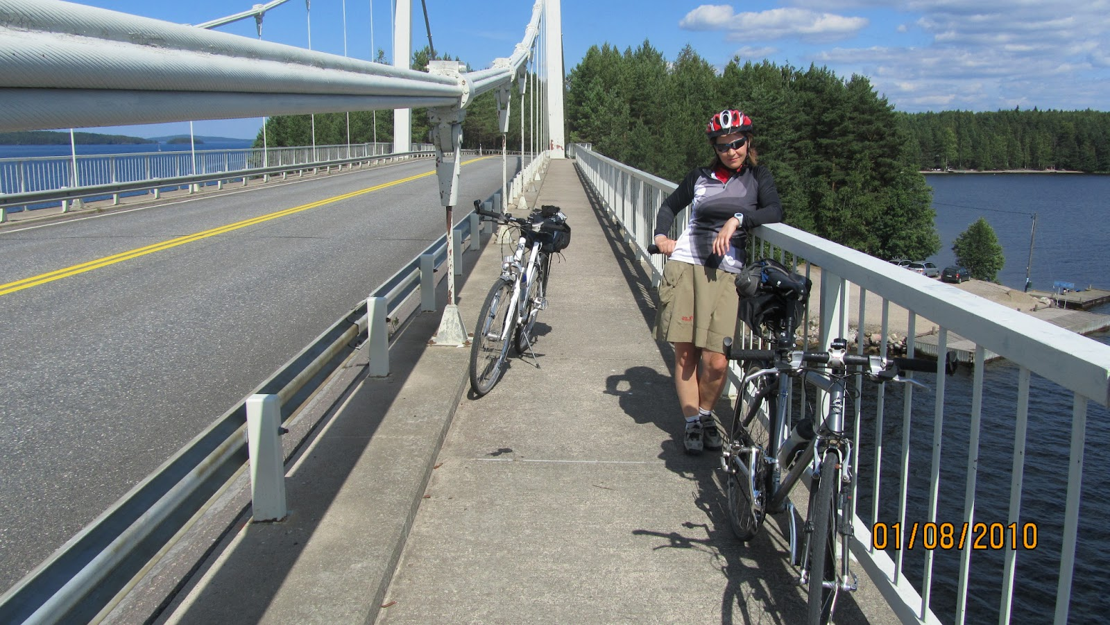 Pyöräily Reittiopas