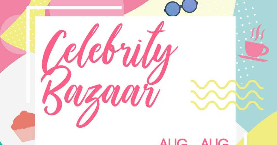 Greenhills Celebrity Bazaar: August 2018 – Salezone ...