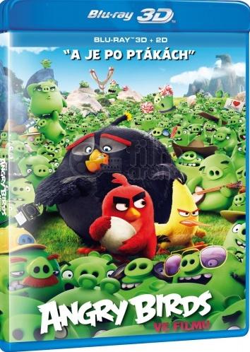 The Angry Birds Movie 2016 Dual Audio Hindi Bluray Download