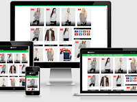 Easy Cart - Responsive eCommerce Blogger Template