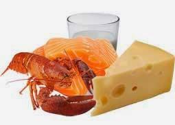 sumber kalsium hewani