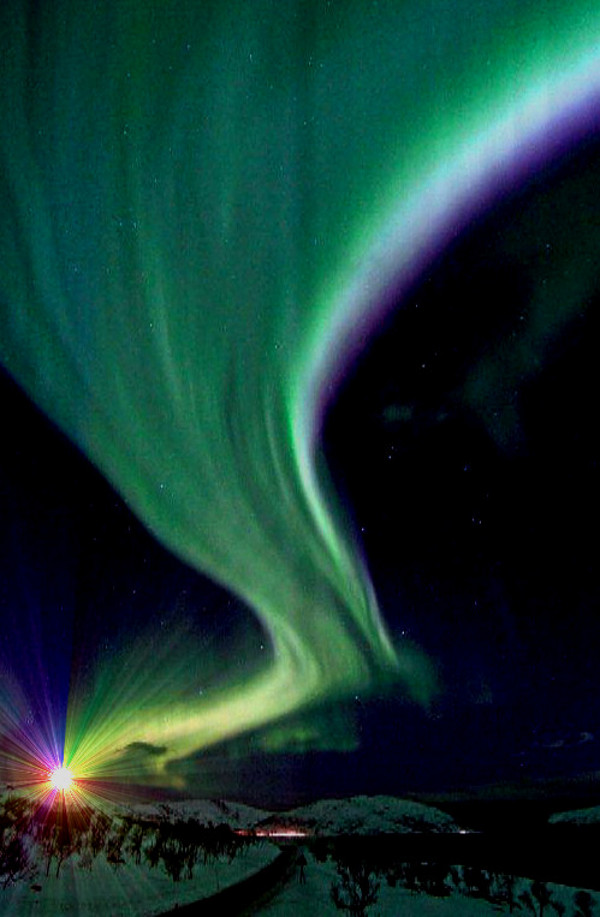 Northern Lights Book Alaska