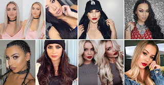 Celebrity Worn Hair Extensions