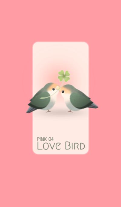 Love bird/pink 04