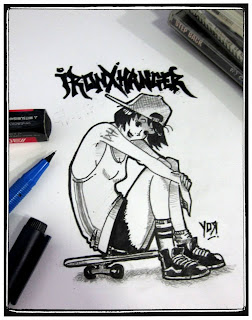 roy x ironxhanger ©