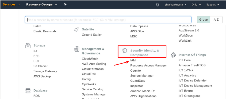 Technical Diaries: Users, Groups and Roles in Amazon Web