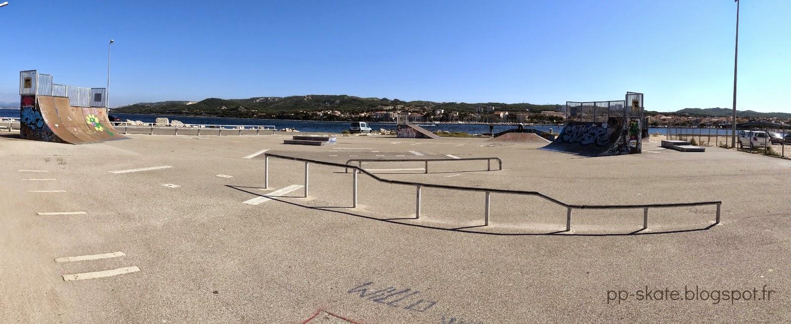 skatepark Martigues