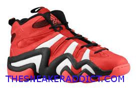 5126ef75c98 Who was rockin these Adidas Crazy 8 Sneakers last night  Check the jump and  find out.