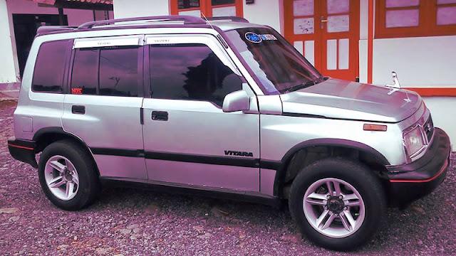 Suzuki Vitara Escudo Sidekick SB416