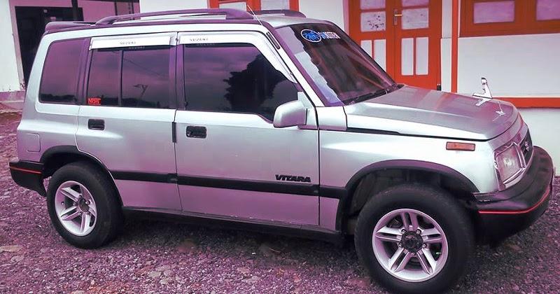 Suzuki Vitara Escudo Dan Sidekick Sb416