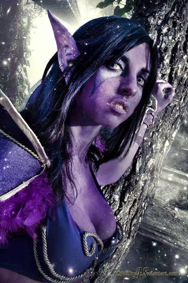 Jill Styler Avatar Cosplay