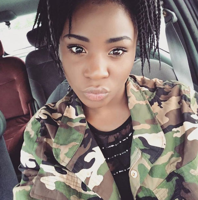 Photos: Sexy Kenyan ladies break the Internet on Kenya Defence Forces (KDF) day