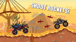 Download Mad Truck Challenge Racing v2.1 Mod Apk
