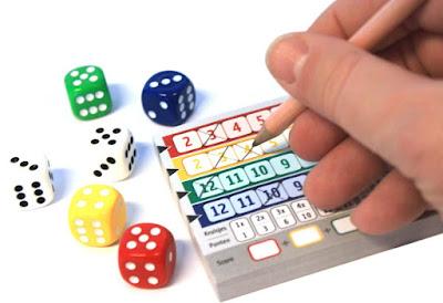 Quixx juego de mesa